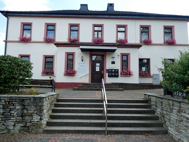 Gebäude Geschäftsstelle