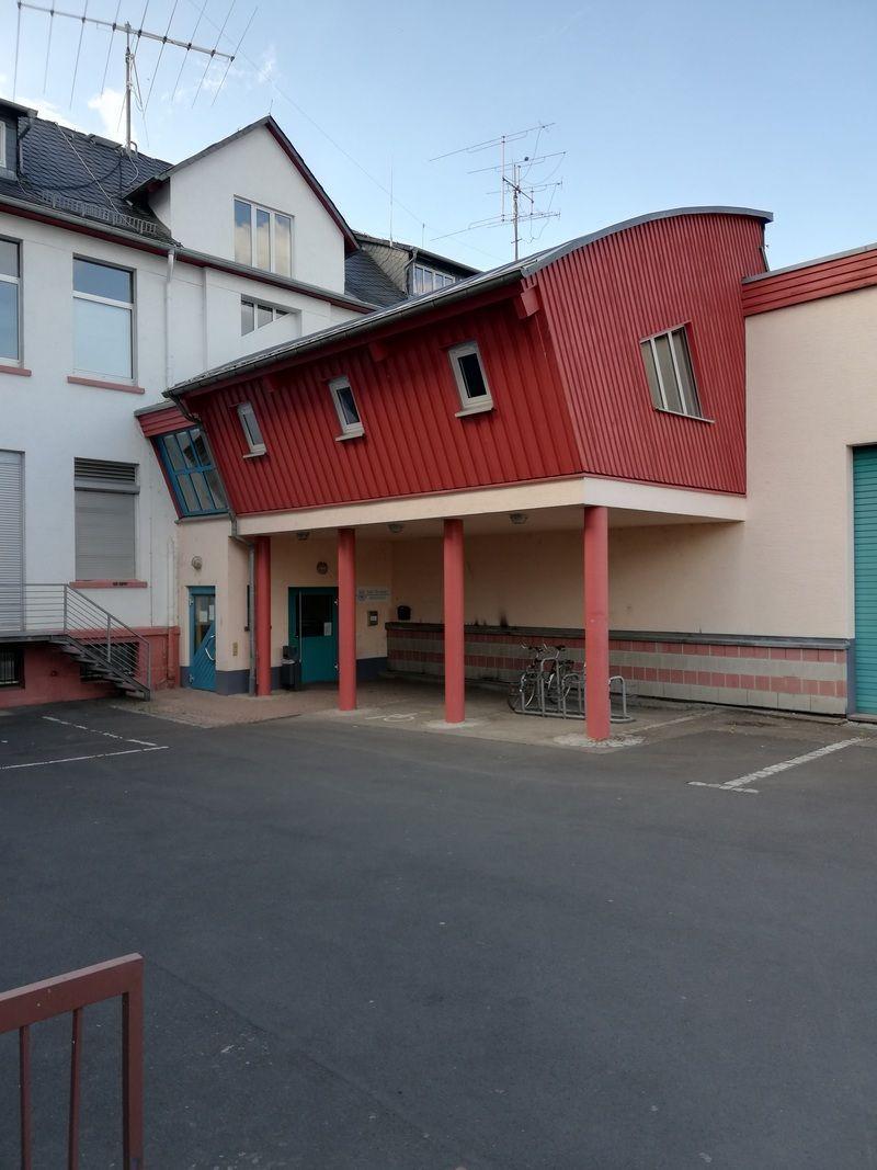 Gebäude Vereinshaus